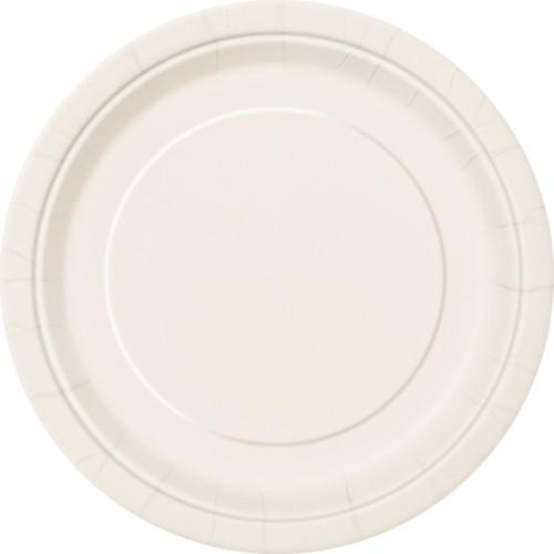 "Plates 9"" - Pretty Purple 16 pcs"