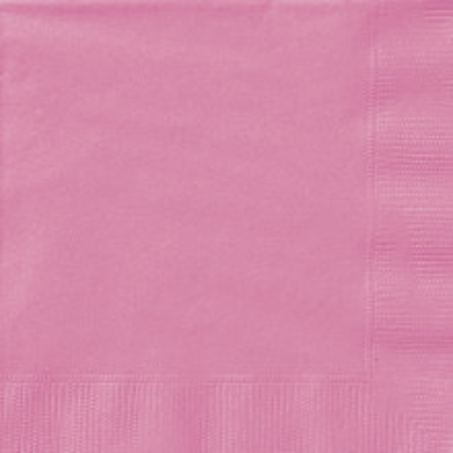 Luncheon napkins - Hot Pink