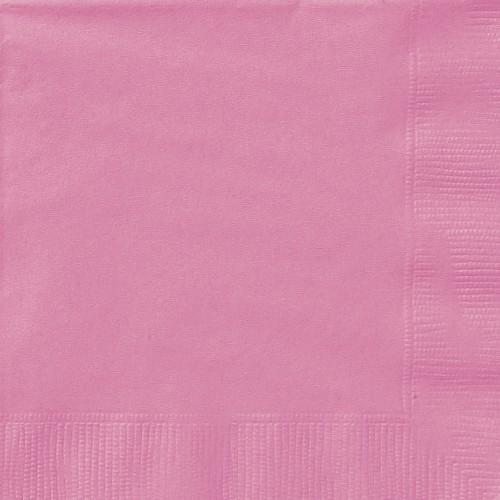 Servetki srednji - živahno pink