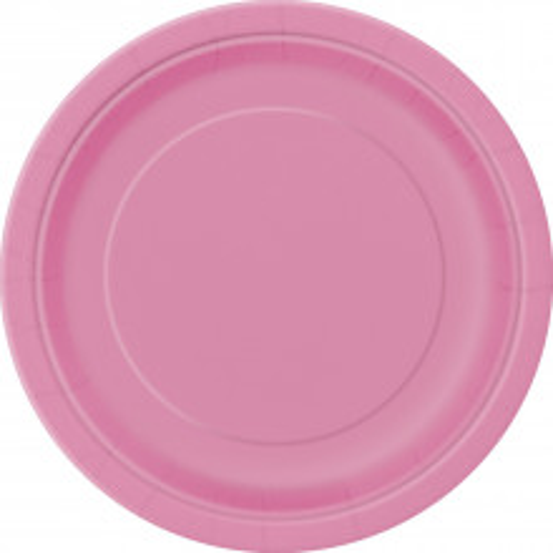 "Plates 9"" - Pretty Purple 8 pcs"