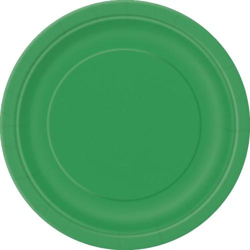 "Plates 7"" - Pretty Purple 8 pcs"