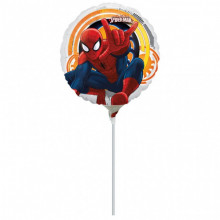 Ultimate Spiderman Head on a stick