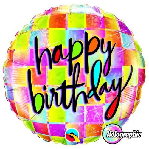 Birthday Kaleidoscope