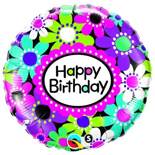 Birthday Daisy Patterns