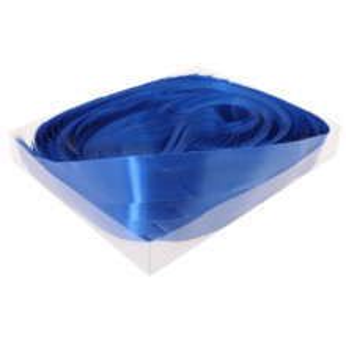 Königsblaue Schleifen 3 cm
