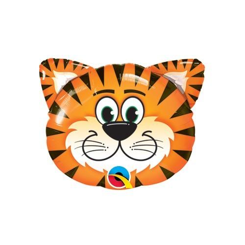 Tickled Tiger - folija balon na palčki