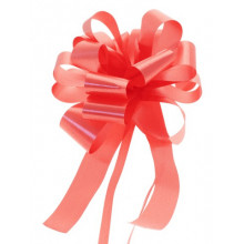 Pull bow red 3cm