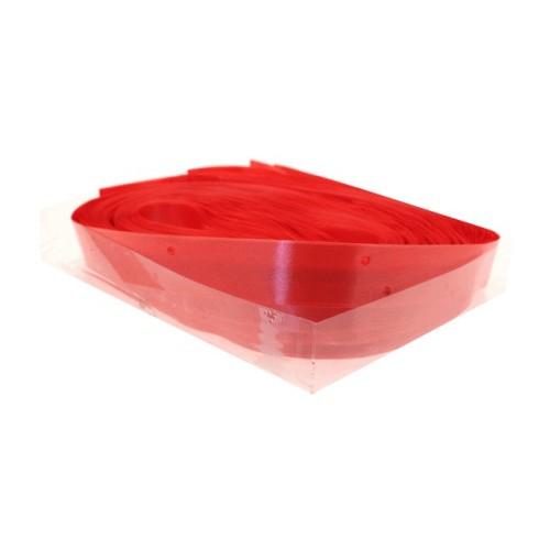 Rdeče mašne 3 cm