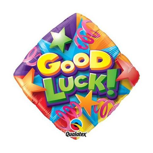 Good LuckStars & Streamers - folija balon