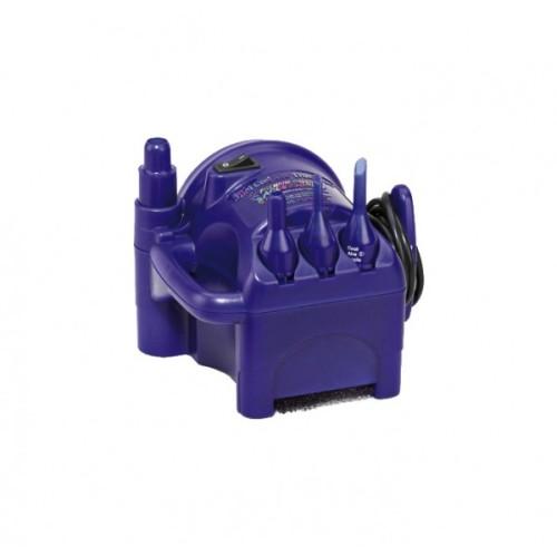 Mini električni napihovalec balonov s pedalom