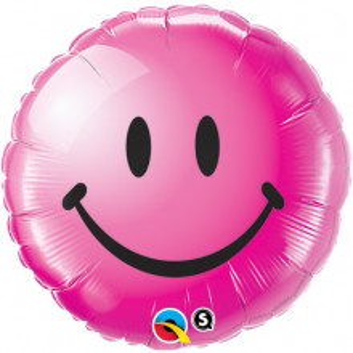 Smile Face Wild Berry