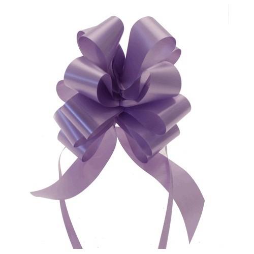 Pull bow light purple 3cm