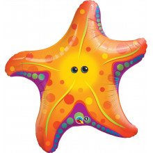 Super Sea Star folija balon