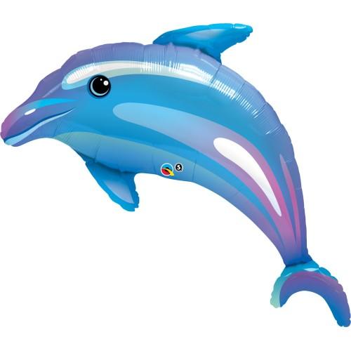 Delightful Dolphin - folija balon