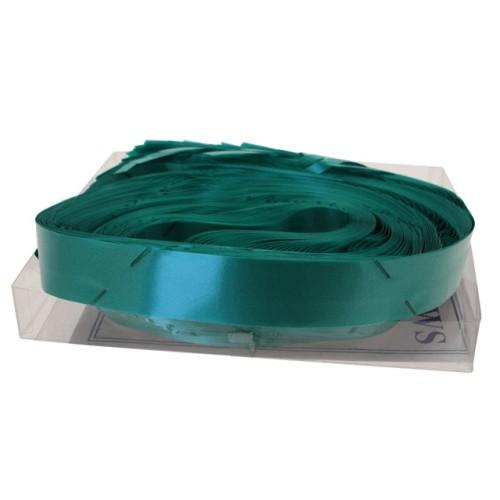 Zelene mašne 3 cm