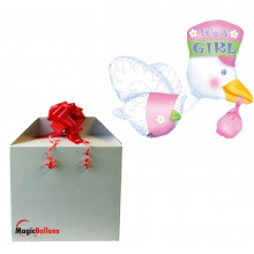 Bundle of Joy - It's A Boy - Folienballon in Paket