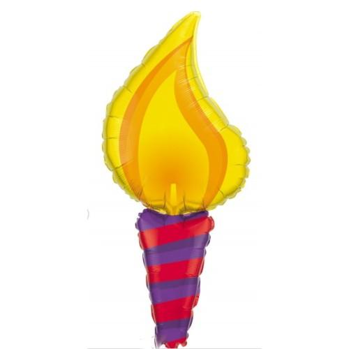 Sveča - folija balon