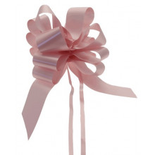 Pull bow pink 5 cm