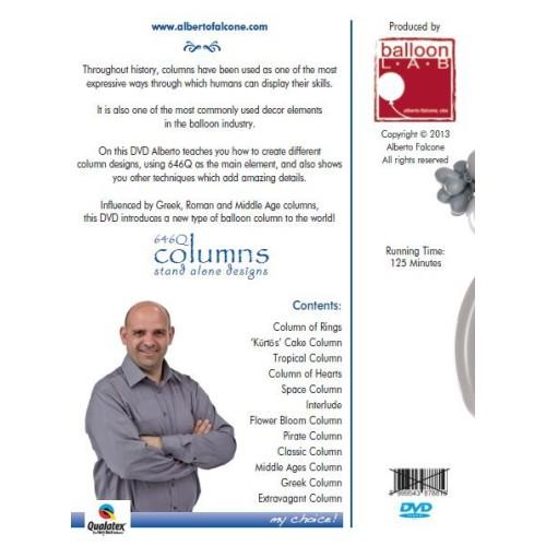 646Q Columns Stand Alone Designs
