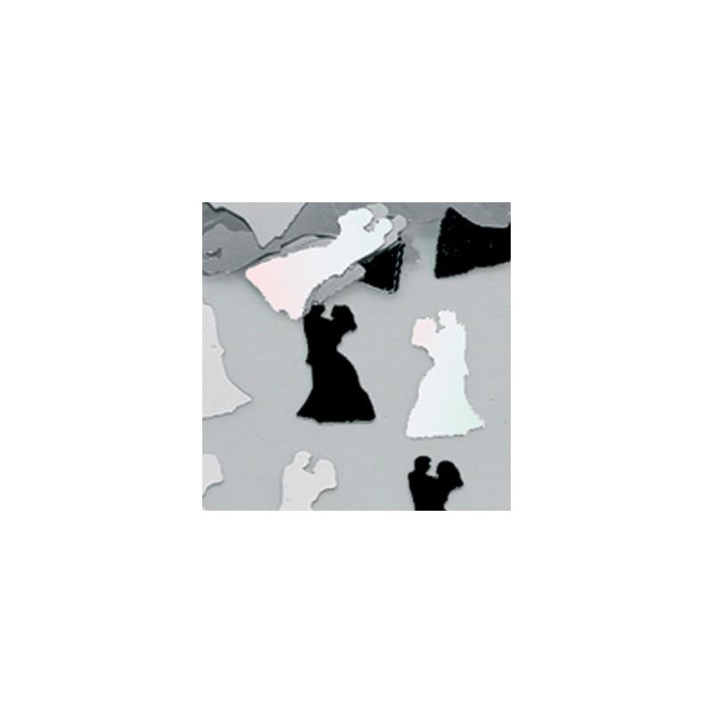 Konfetki - Bride & Groom S/B/I