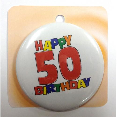 Značka za vse najboljše - številka 50