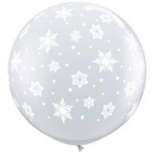 Balon - Snowflakes