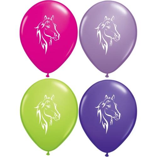 Balloon Horses