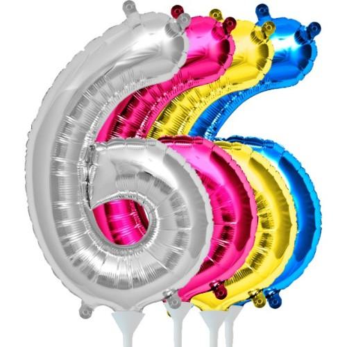 Mini number - 5