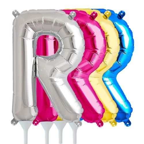 Mini letter - R