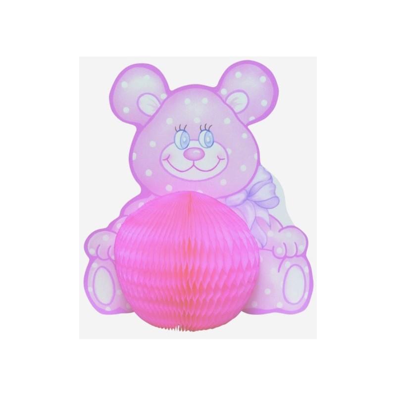 medvedek roza