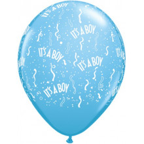 Ballon - It's a boy 12 cm