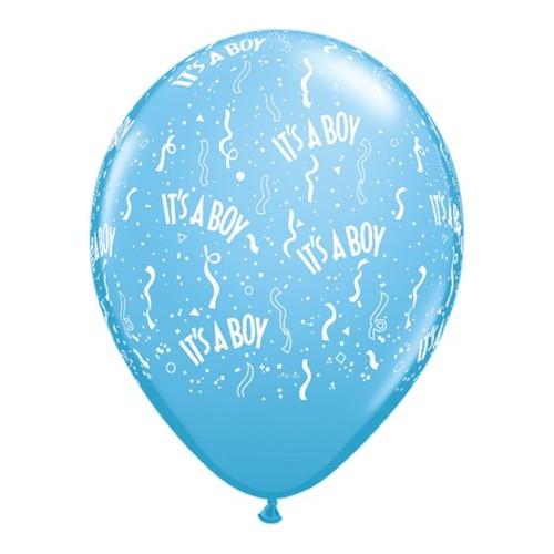 Balon - It's a boy 12 cm
