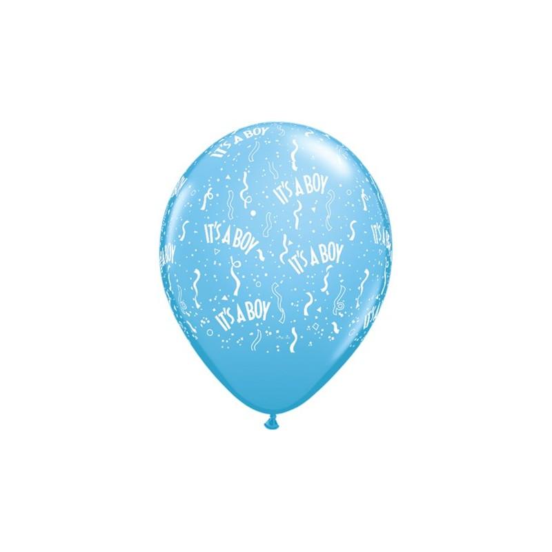 Balloon - It's a boy 12 cm