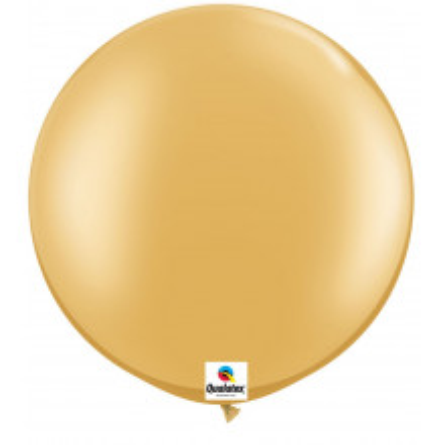 Balon Gold 75 cm