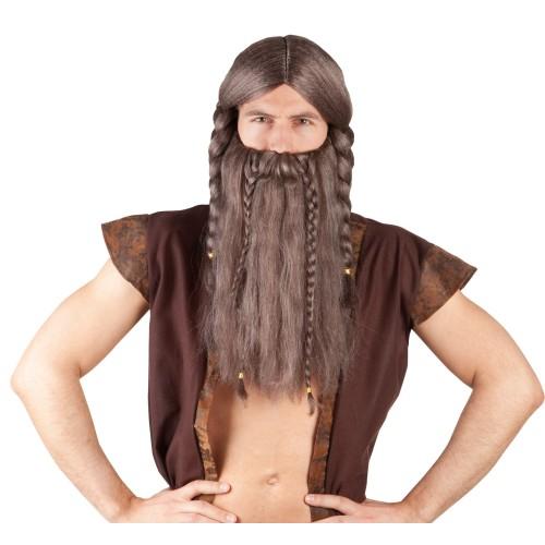 Viking lasulja z brado