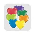 MagicBallons - Herz Ballons