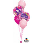 MagicBallons-Number foil balloons