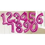 MagicBallons - Folien Zahlen