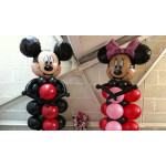 MagicBallons- Foil balloons- Disney,Smiley  and others cartoon heroes
