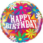 MagicBallons- Foil balloons- Happy Birthday balloons