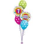MagicBaloni - Baloni s pikami in zvezdicami