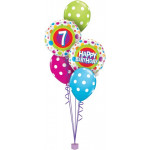 MagicBallons- Balloons- Polka dot balloons