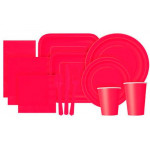 MagicBallons - One-colored parties - Ruby Red