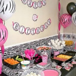 Themed partys