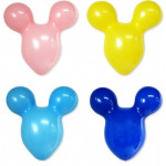 MagicBallons - Maus-Kopf Ballon