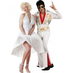 Party Shop  -  Elvis & Marilyn Monroe