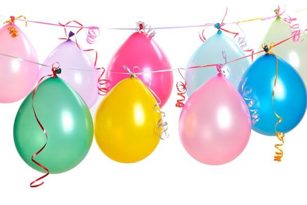 Balloons - latex