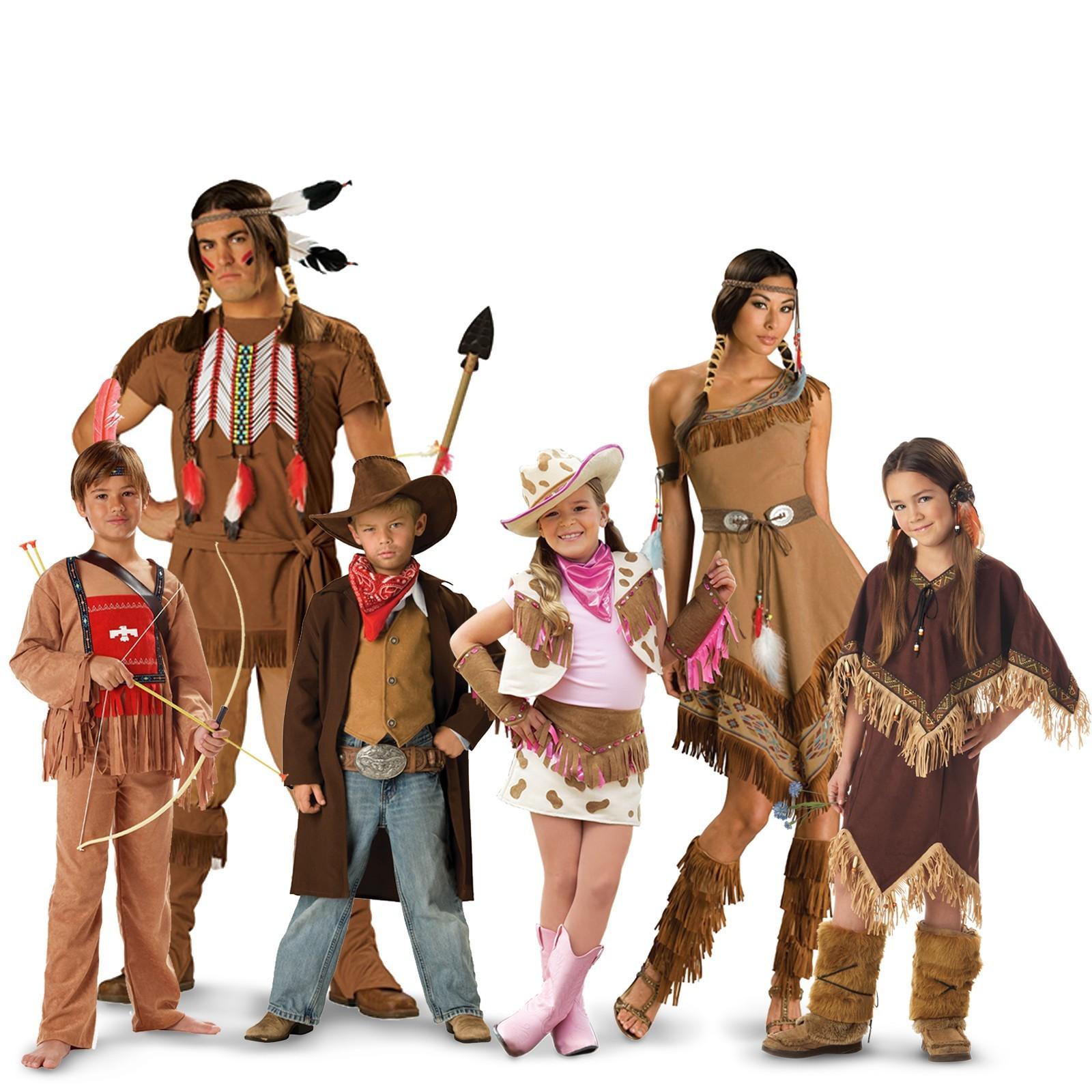 Kavbojci in indijanci