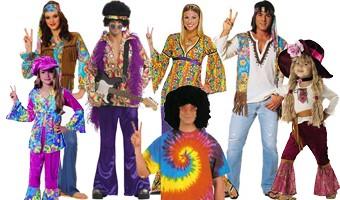 Hippy & Flower-Power